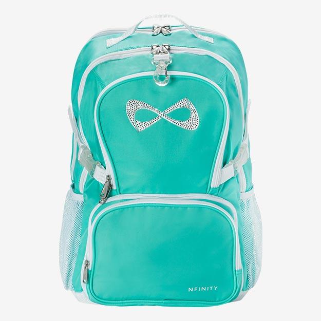 custom rhinestone california florida nfinity infinity waterford cheer backpacks edited texas